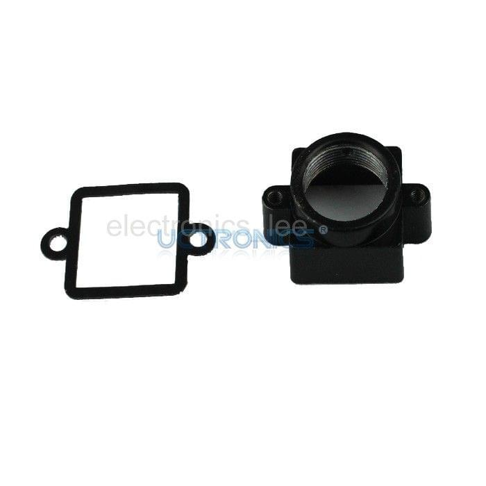 M12x P0.5 small Camera Lens Metal Mount for Raspberry Pi with Gasket