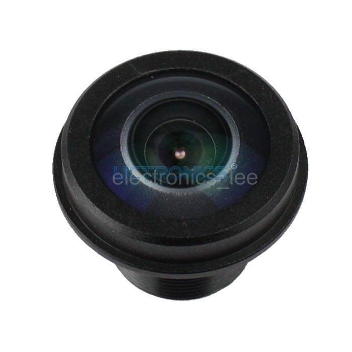 "1/2.5"" M12 Mount 1.6mm Focal Length Fish Eye Camera Lens LS-25180 for Raspberry Pi"