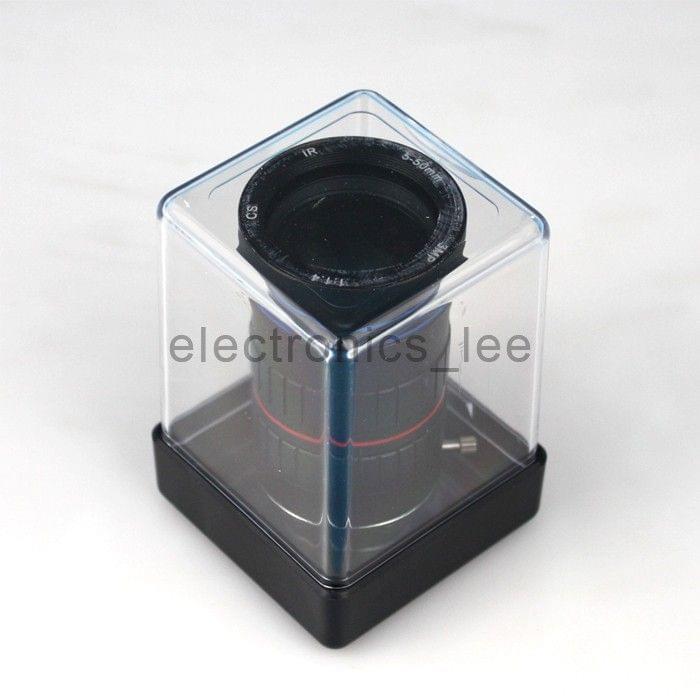 CS-M0550IR(3MP) 3 Megapixel CS mount Zoom Lens for raspberry pi camera module