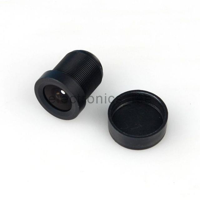 "1/3"" M12 Mount 2.8mm Focal Length Camera Lens LS-30207 for Raspberry Pi"