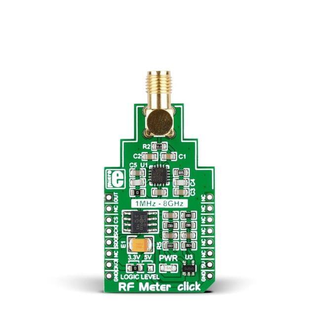 RF Meter click