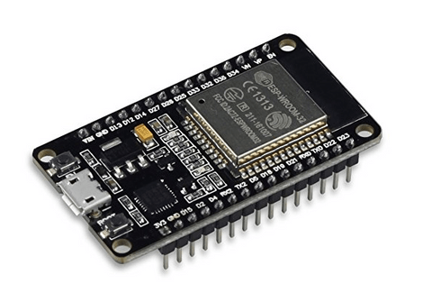 UCTRONICS ESP-WROOM-32 Development Board WIFI + Bluetooth 32bit Dual Core 240MHz Processor Fully Supporting the Arduino Programming IDE