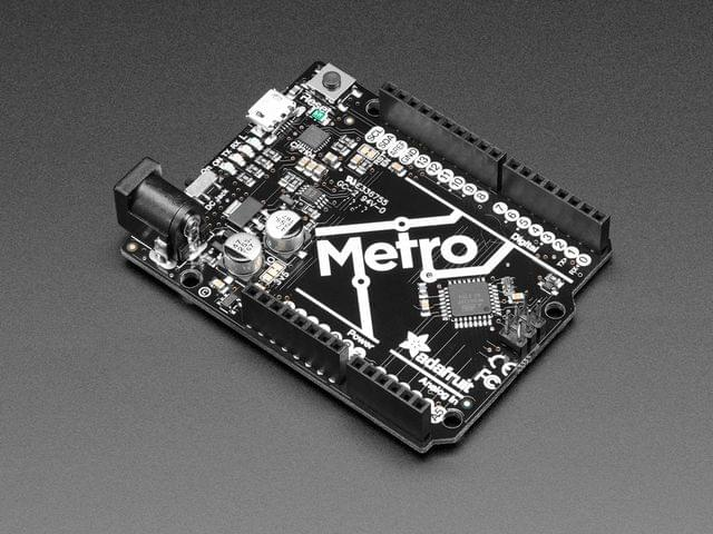 Adafruit METRO 328 with Headers - ATmega328