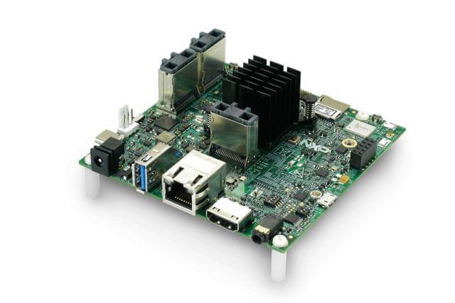 Development Boards & Kits - ARM i.MX 8M Eval Kit