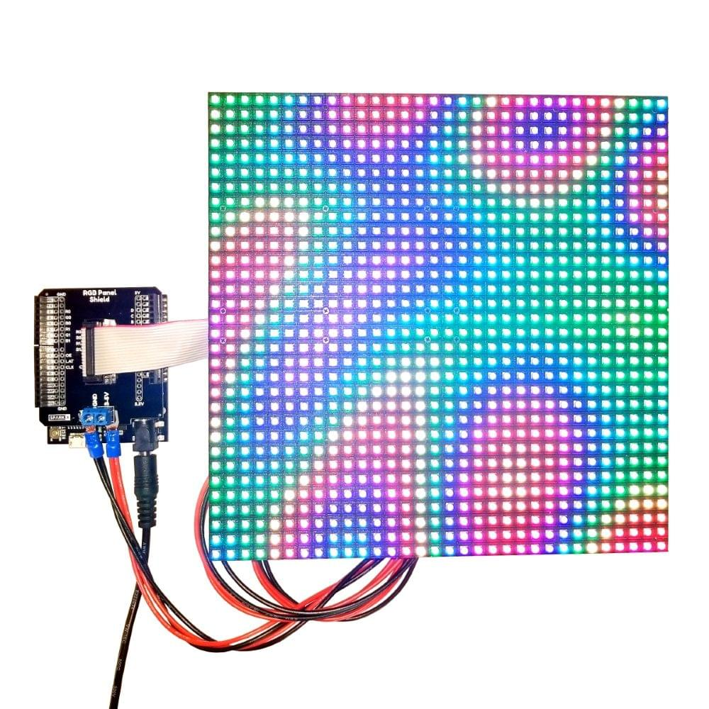 RGB Panel Shield