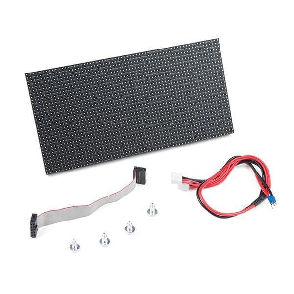 RGB LED Matrix Panel - 32x64