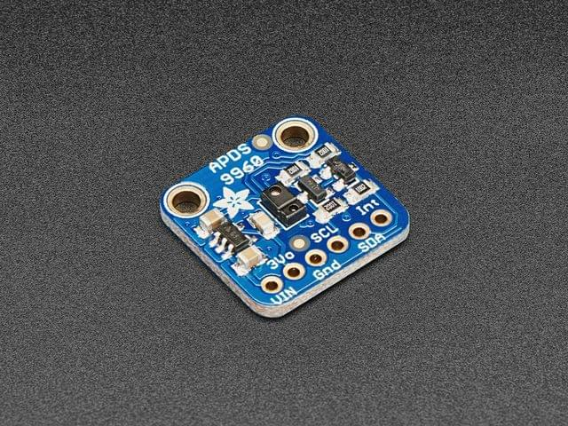 Adafruit APDS9960 Proximity, Light, RGB, and Gesture Sensor