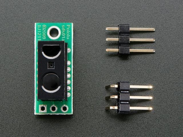 Sharp GP2Y0D810Z0F Digital Distance Sensor with Pololu Carrier - GP2Y0D810Z0F