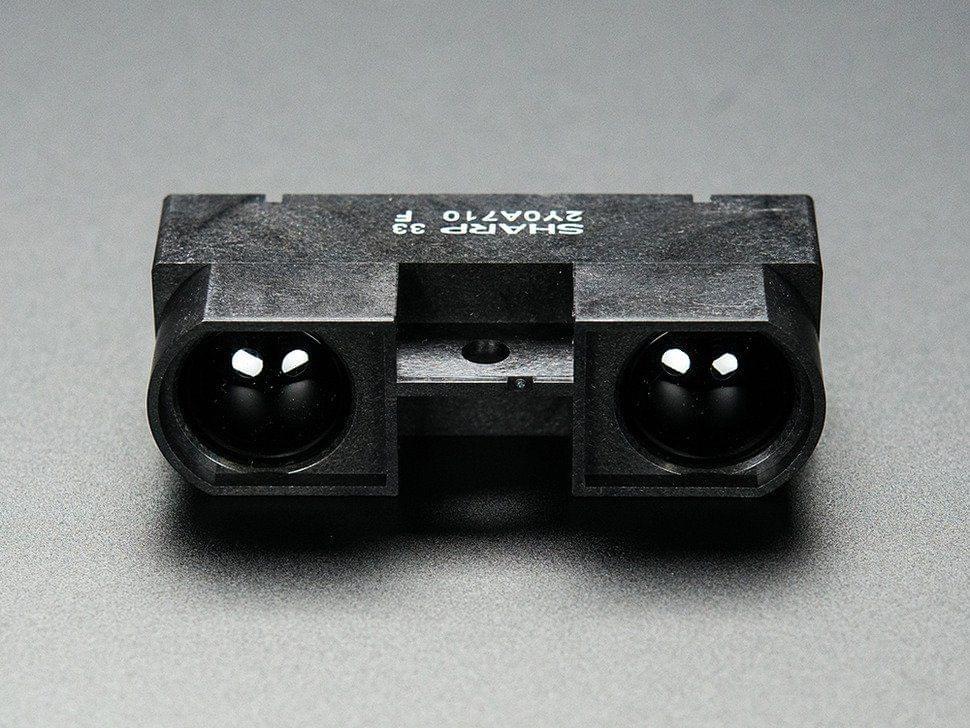 IR Distance Sensor - Includes Cable (100cm-500cm) - GP2Y0A710K0F