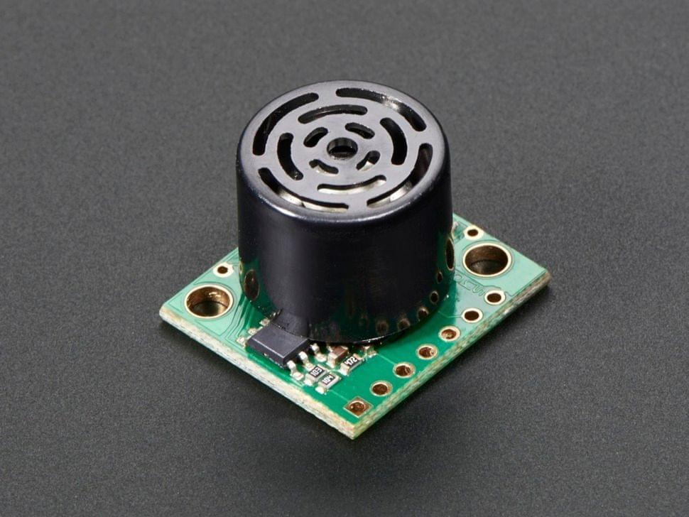 Maxbotix Ultrasonic Rangefinder - LV-EZ4 - LV-EZ4