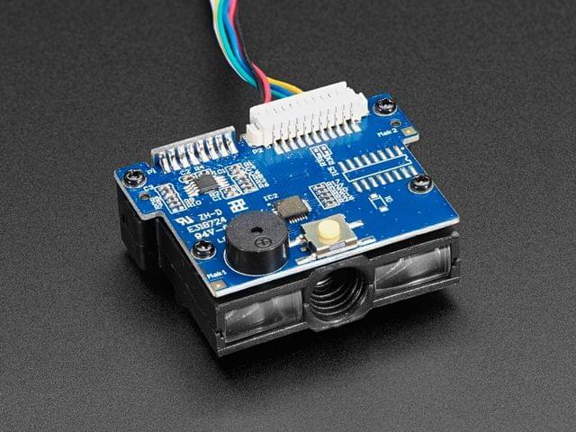 Barcode Reader/Scanner Module - CCD Camera - PS/2 Interface
