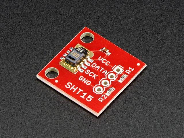 Humidity and Temperature Sensor - SHT15 Breakout - SHT15