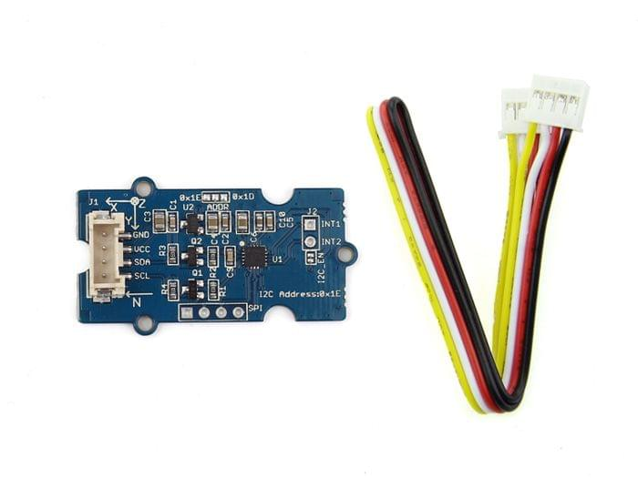 Grove - 6-Axis Accelerometer&Compass v2.0