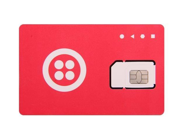Twilio Wireless SIM Card