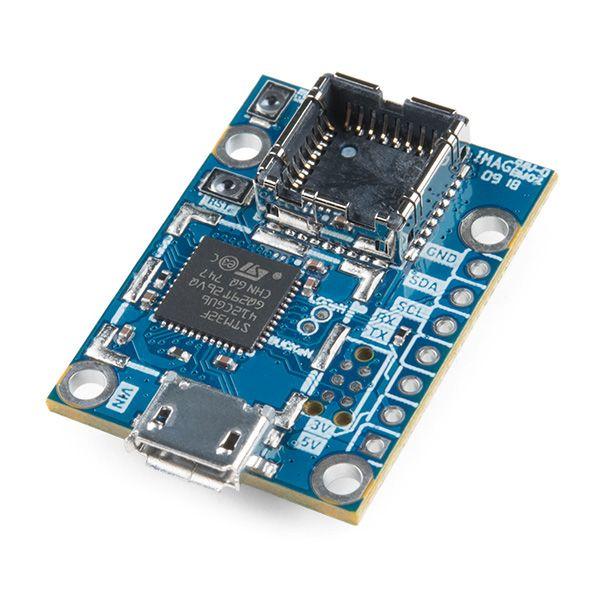 PureThermal 2 - FLIR Lepton Smart I/O Board