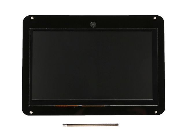 7 Inch 1024x600 Capacitive Touch Screen With Camera Kit