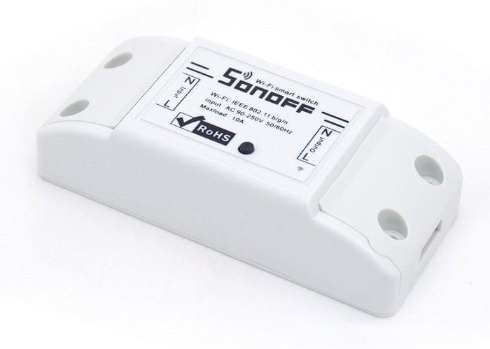 Sonoff Basic Wi-Fi Wireless Switch Kit