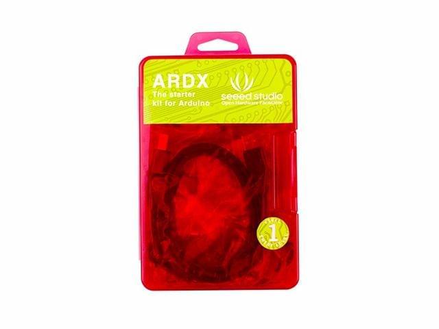 ARDX - Basic Experimentation Kit for Arduino