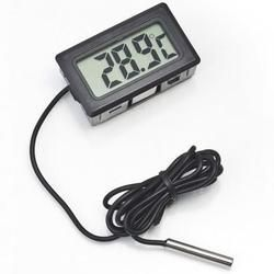 Digital LCD Temperature Thermometer with Sensor