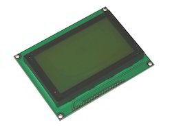 Green Graphic LCD - RG12864
