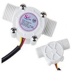"""YF-S201 1/2"""" Water Flow Hall Sensor"""