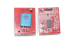 Humidity and Temperature Sensor with Direct Output