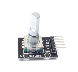 Arduino Compatible 360 Degree Rotating Rotary Encoder Module
