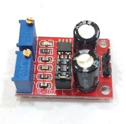 NE555 Pulse Frequency Duty Cycle Adjustable Module