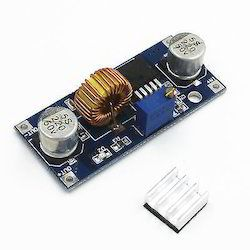 XL4015 5A DC-DC Step Down Module with Heatsink