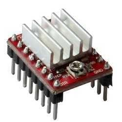 Microstepping Motor Driver A4988 With Heatsink