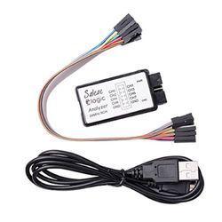 USB Logic Analyzer 24m 8 Ch Channels
