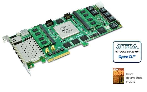 DE5-Net FPGA Development Kit