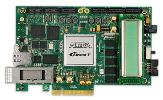 Altera DSP Development Kit, Stratix V Edition