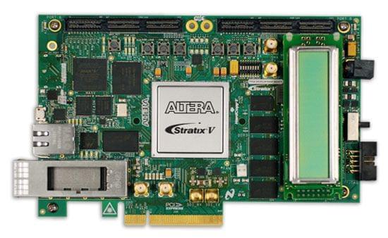 Altera Stratix V GX FPGA Development Kit