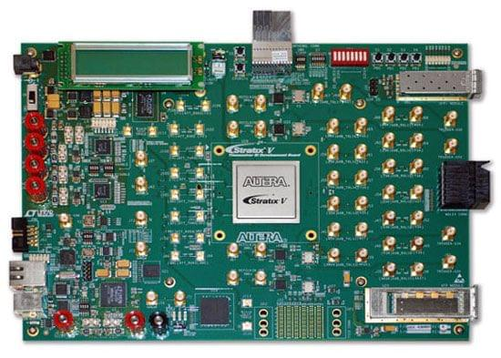 Altera Transceiver Signal Integrity Development Kit, Stratix V GX Edition