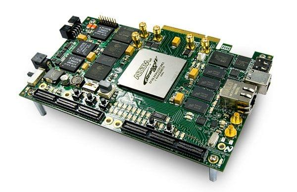 Altera Stratix IV GX FPGA Development Kit
