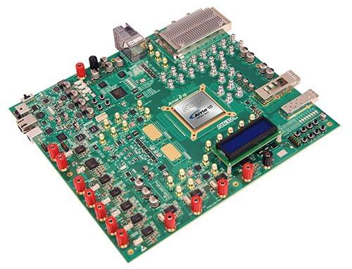 Arria® 10 GX Transceiver Signal Integrity Development Kit
