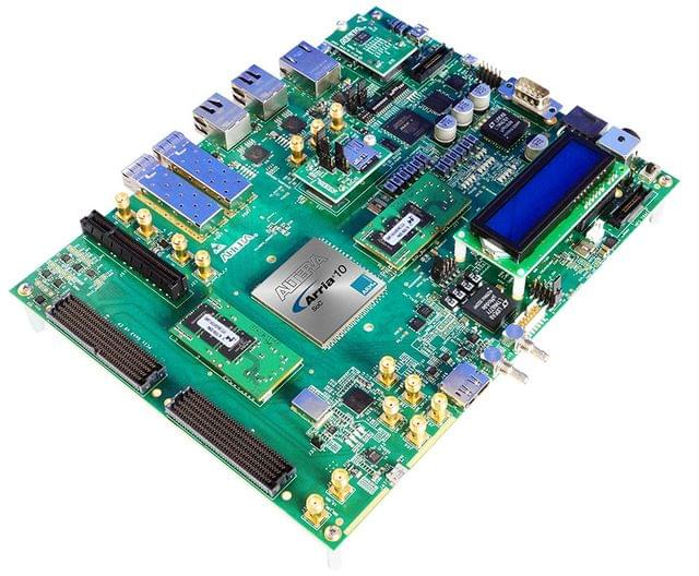 Arria 10 SoC Development Kit