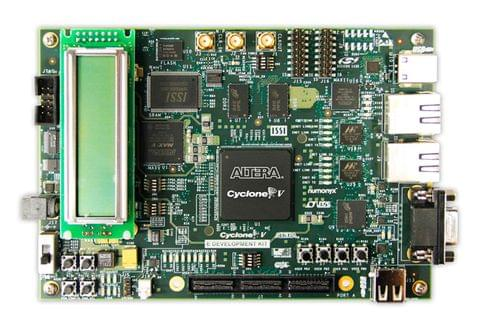 Altera Cyclone V E FPGA Development Kit