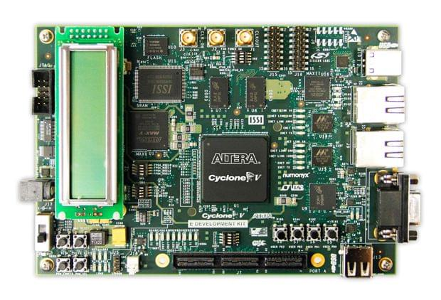Altera Cyclone V E FPGA Development Kit