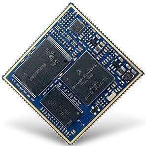 MYC-Y6ULX CPU Module (without WiFi, industrial grade)