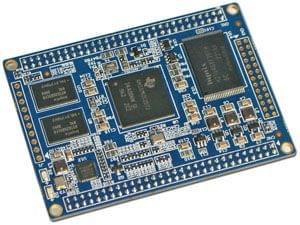MYC-AM3352 CPU Module  (commercial, 512MB DDR3, 512MB Flash)