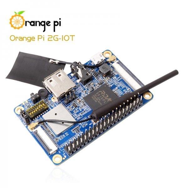 Orange Pi 2G IoT Board