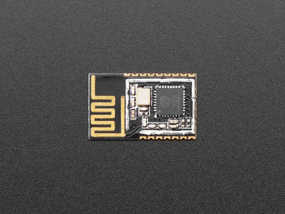 ESP8285 SMT Module - ESP8266 with 1MB FLASH - ESP-M2