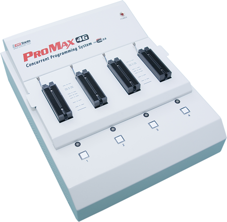PROMAX-4G  CONCURRENT UNIVERSAL PROGRAMMER