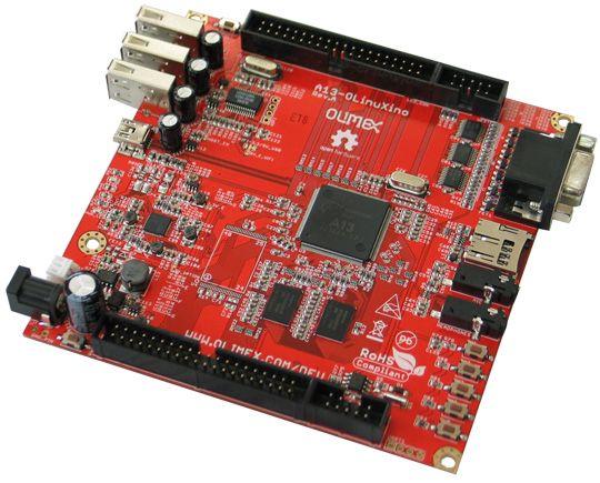 A13-OLinuXino WiFi