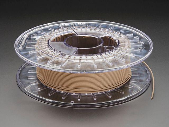 PLA/PHA bronzeFill for 3D Printers - 1.75mm Diameter - 750g