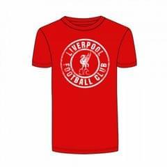 Liverpool FC Herren Kurzarm T-Shirt