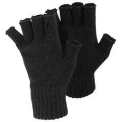 FLOSO Damen Handschuhe, fingerlos