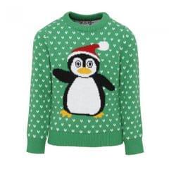 Christmas Shop Kinder Pullover Pinguin